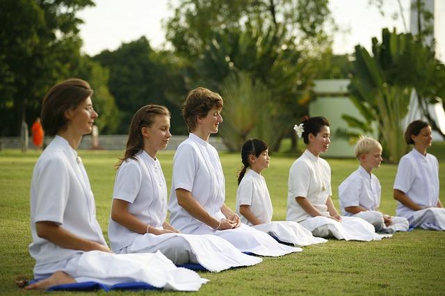 Práctica del mindfulness.
